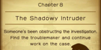 The Shadowy Intruder