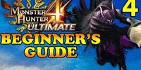 Beginner's Guide To Monster Hunter 4 Ultimate