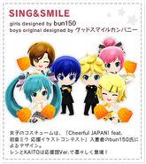 Mirai2 Sing&Smile