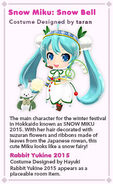 MiraiDX SnowBell