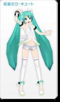 Hatsune Miku Cute PD2nd
