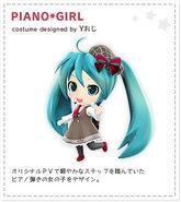 Mirai2 Piano*Girl