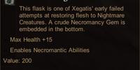 Beaker of Xegatis