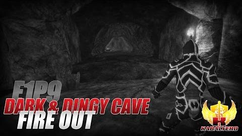 Project Gorgon Pre-Alpha Gameplay E1P9 Dark & Dingy Cave ★ Fire Out