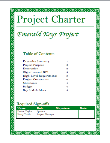 File:Project Charter Cover Sheet.png