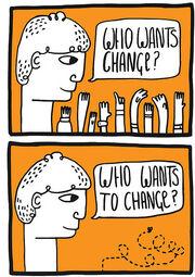 Who-Wants-Change-Crowd-Change-Management-Yellow-Portrait