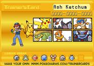 Ash Profile