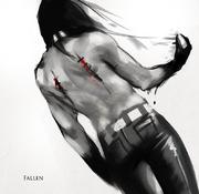 Fallen by sakimichan-d3fcp8n