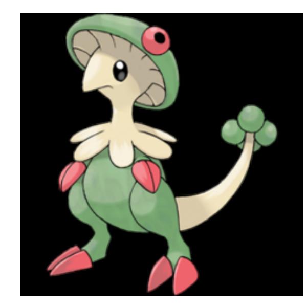 Breloom (Pokémon) - Bulbapedia, the community-driven ...