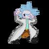 Scientist Mewtwo