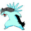 Icicle Typhlosion