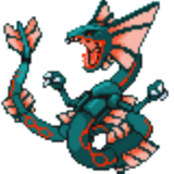 Finned Rayquaza