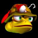 Fisherman Frog