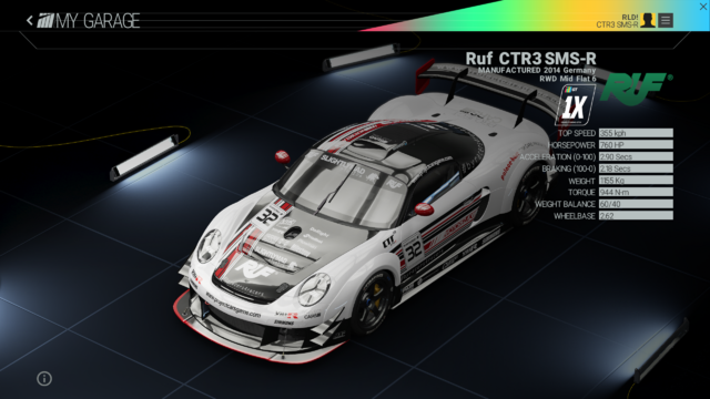 File:Project Cars Garage - Ruf CTR3 SMS-R.png