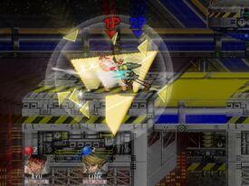 Link Triforce Slash