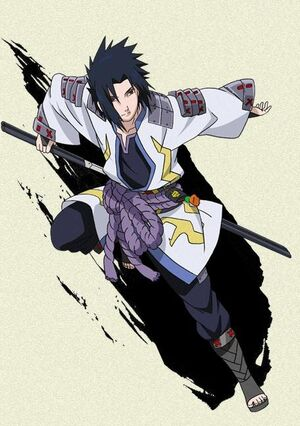Sasuke new clothes