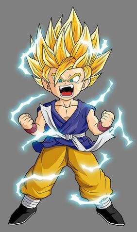 File:GT Kid Goku Super Saiyan 2 by dbzataricommunity.jpg