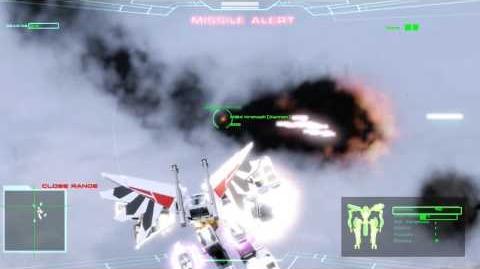 ProjectNimbus - High Speed BattleFrame Dogfight