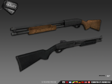 Remington 870 & Norinco 982