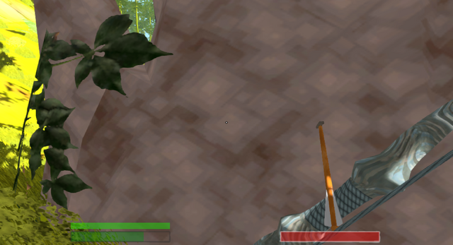 File:Ancient Bow with Hardwood Arrow.png