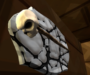 Ancient Skull Staff (Normal)
