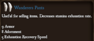 Ingame Wanderers Pants