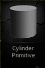CylinderPrimitive