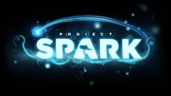 Creating a 3D Title Screen in Project Spark