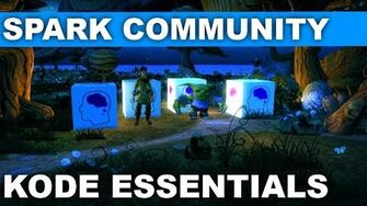 Spark Community - Kode Essentials
