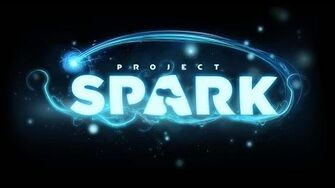 Basic Welcome Menu in Project Spark