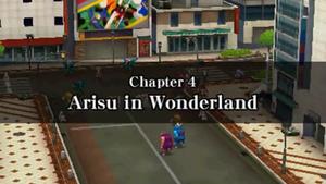 Chapter 4 - Arisu in Wonderland