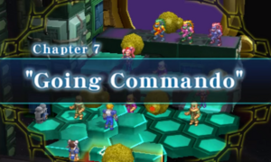 Chapter 7 - Going Commando