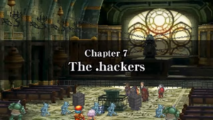Chapter 7 - The .hackers