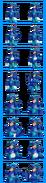 Mega Man X portraits
