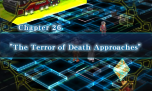 Chapter 26 - The Terror of Death Approaches