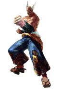 Heihachi Soul Calibur II