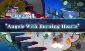 Chapter 28 - Angels With Burning Hearts