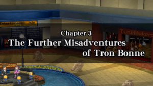Chapter 3 - The Further Misadventures of Tron Bonne