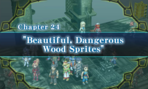 Chapter 24 - Beautiful, Dangerous Wood Sprites