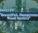 Chapter 24: Beautiful, Dangerous Wood Sprites