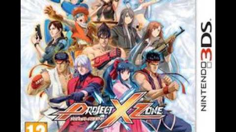 Project X Zone OST (Space Channel 5) - Mexican Flyer