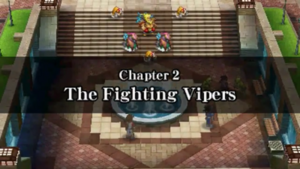 Chapter 2 - The Fighting Vipers