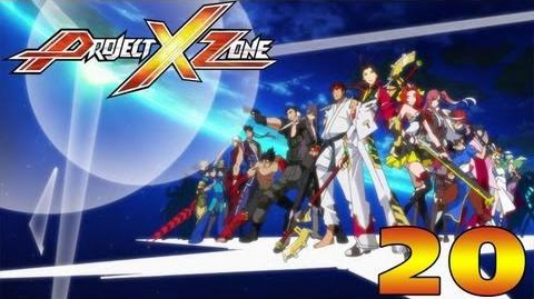 Project X Zone - English Walkthrough Part 20 Chapter 11 Across Infinite Time 2 2 HD