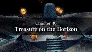 Chapter 40 - Treasure on the Horizon