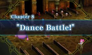 Chapter 8 - Dance Battle!