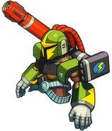 Vile V (Mega Man X8)