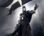 The Knight of Justice