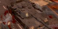Thermobaric tank