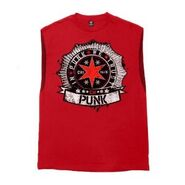 CM Punk in-punk-we-trust-cut T-Shirt