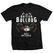 British Bulldog Rule Britannia T-Shirt